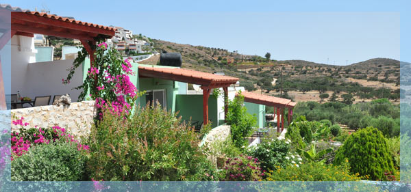 Palekastro accommodation, Sitia accommodation